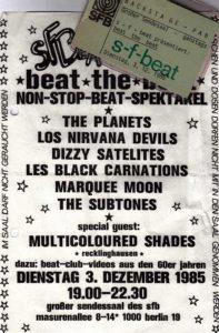 Die deutsche Beatszene in 1985
