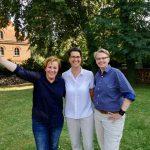 KF, Ina Rosenthal und Stephanie Kuhnen